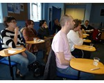 One of our Associate classroom sessions
