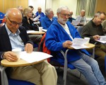 AGM: The serious bit - the previous minutes and accounts!