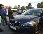 First aid training May 2018 - How to deal with a casualty in a vehicle