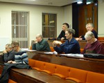 February observer meeting, discussing overtaking day, with Paul Fowler (IAM Examiner)