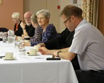 AGM (April): back to the business after coffee break!