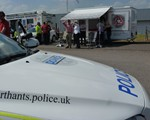 Operation Journey - Northamptonshire Police's road safety day at Silverstone on 19th May