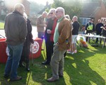 Braunston Car Dy, 28th Seotember,  Sun was shining, good fun, lots of interest.