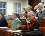 Our Observers at a recent observer meeting
